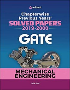 Mechanical engineering gate book
