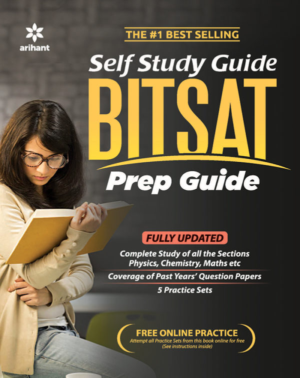 BITSAT Self study guide book
