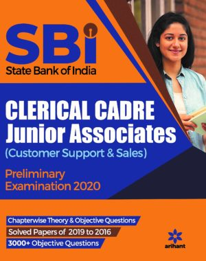 sbi clerk arihant book