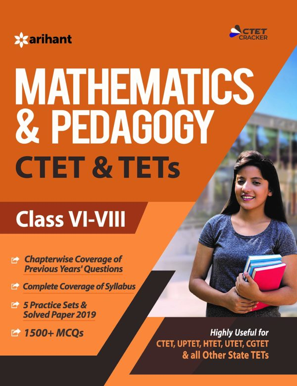 ctet paper 2 maths book in hindi