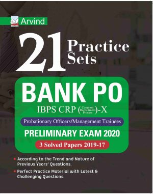 bank po practice set book